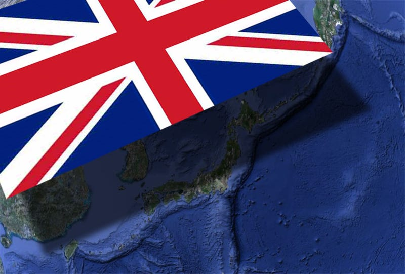Britain Overtakes Japan To Become World's Second-Biggest Market