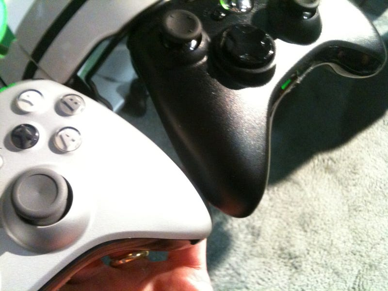 Hands On With The New Xbox 360 Controller [UPDATE]