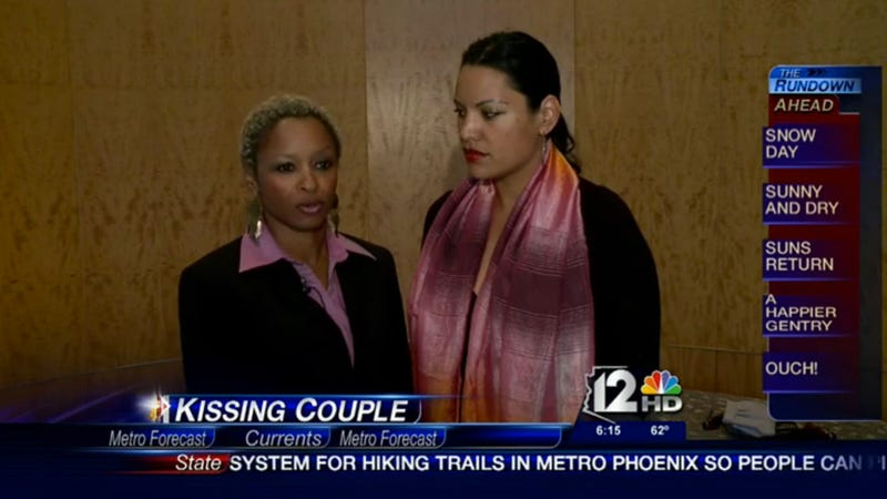 Lesbian Couple Gets Kicked Out of Restaurant for Kissing, Facebook Firestorm Ensues