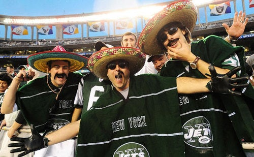 The Jets Win The Weekend