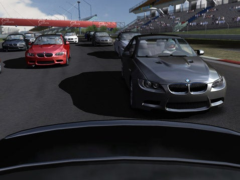 BMW M3 Gets Its Own Racing Game