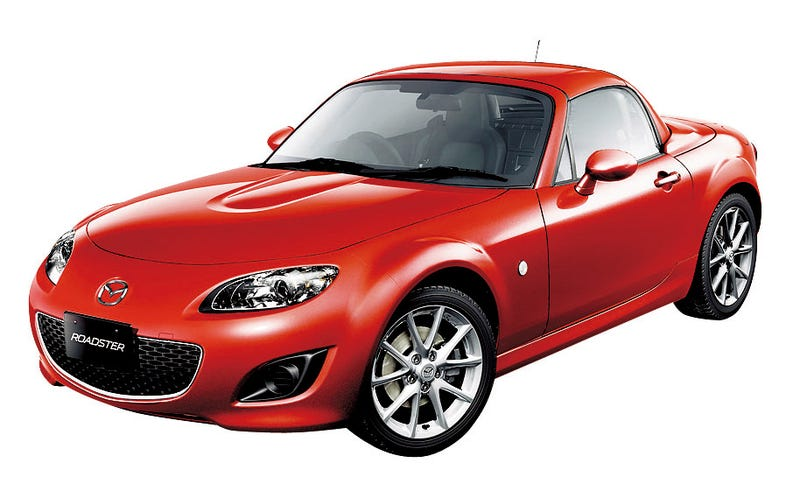 2009 Mazda Miata MX-5 Launched In Japan