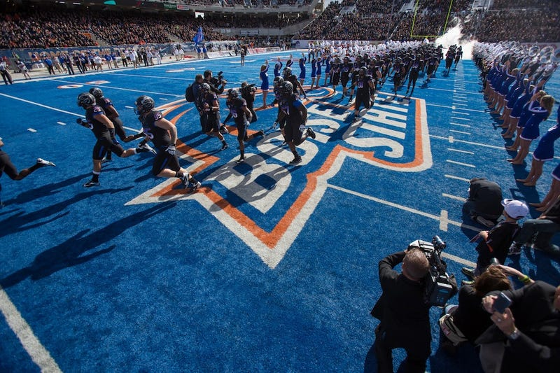 Boise State Is Boning The Big East Before Their First Date