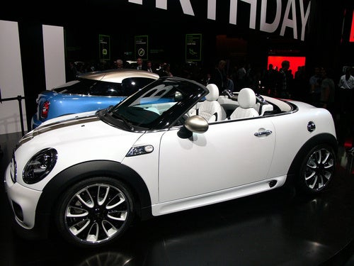 Mini Cooper Roadster