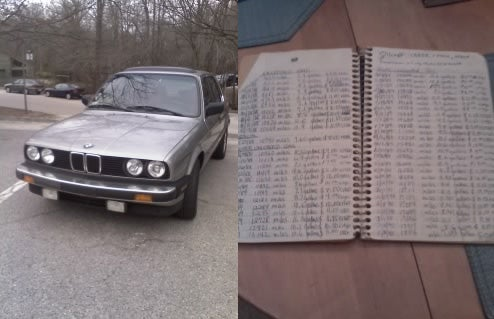Obsessive-Compulsively Documented BMW Sold For $900