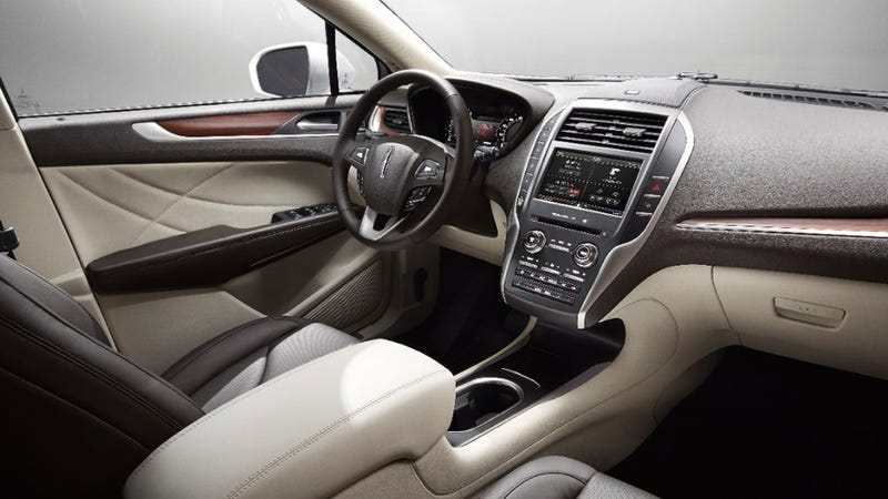 2015 Lincoln MKC: This Is It