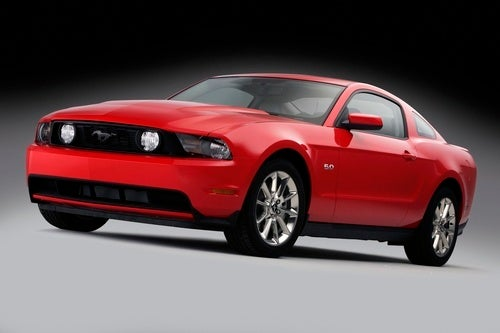 2011 Ford Mustang GT: 412 HP And 26 MPG