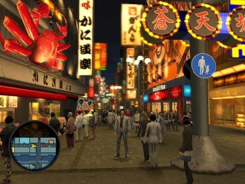 Yakuza 2 Will Feature The Japanese Language