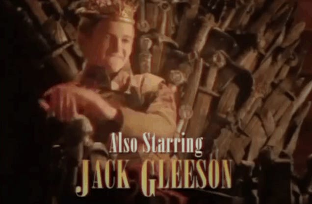 1980s Game Of Thrones Has The Best Music (And Credits)