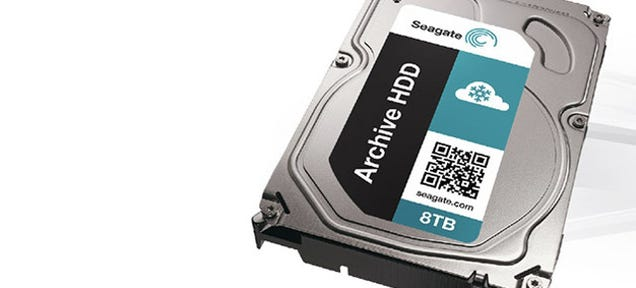 This 8TB Seagate Hard Drive Only Costs $260