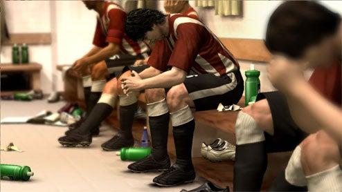 Konami Smacktalks EA Soccer