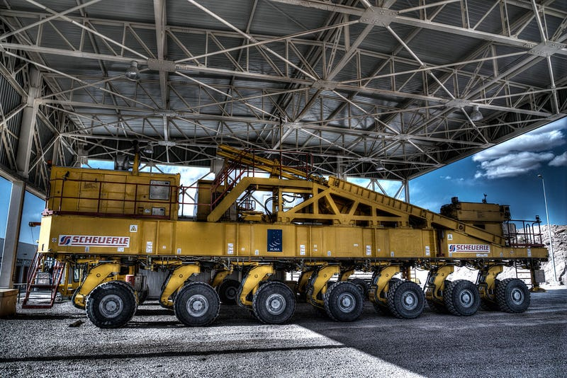 Monster Machines For Delicate Equipment