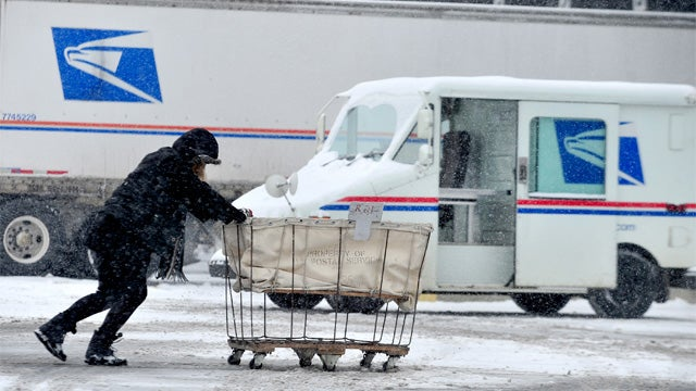 120,000 Postal Workers Facing Layoffs