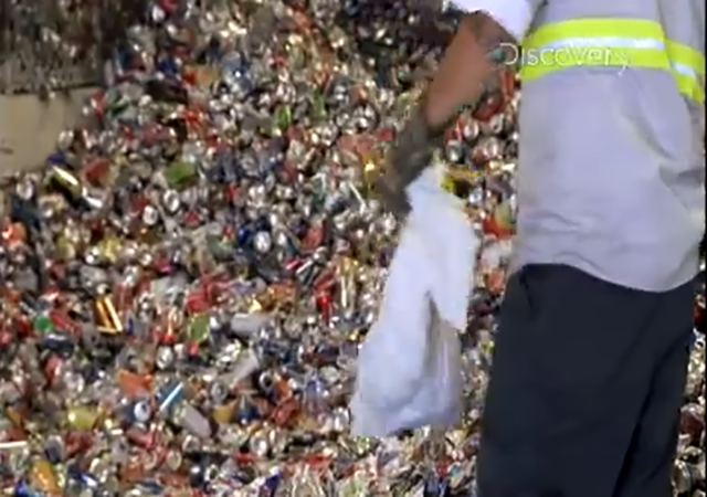 Here's What Happens To Your Beer Can After You Recycle It
