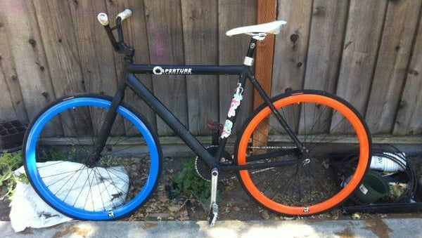 Hey Hipsters, Looking For Your Portal Fixie? It's On Craigslist