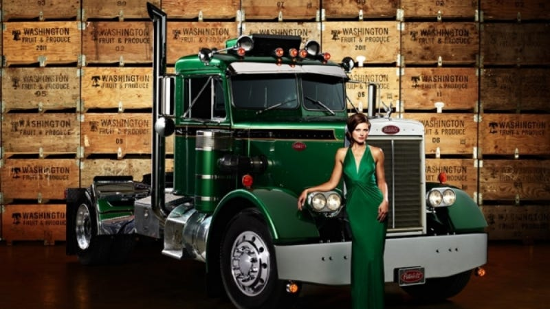 Blinged Out Big Rigs And The Women Who Love Them