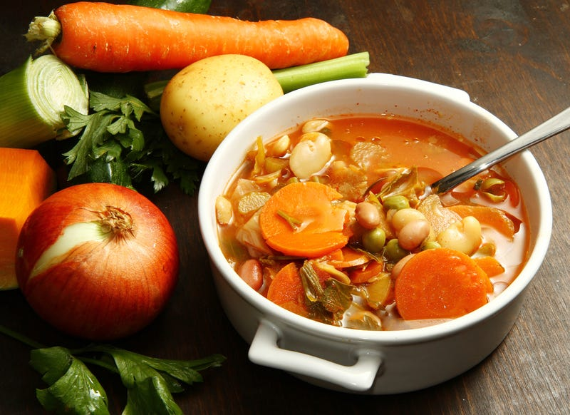 The Soup That Will Help you Live Forever
