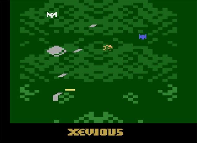 Ancient Atari 2600 Arcade Port Pops Up, And It's So Bad