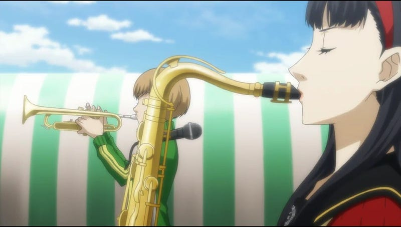 Persona 4 Golden's Soaring Soundtrack Is Love At First Listen