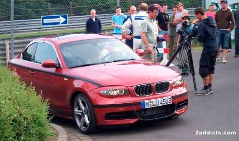 Spy Photos: Still More of the US-Bound BMW 1-Series