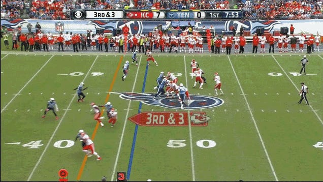The NFL Has A New Shutdown Corner