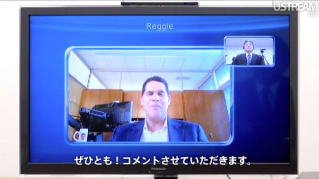 Wii U's Video Chat Looks Like, Well, Video Chat