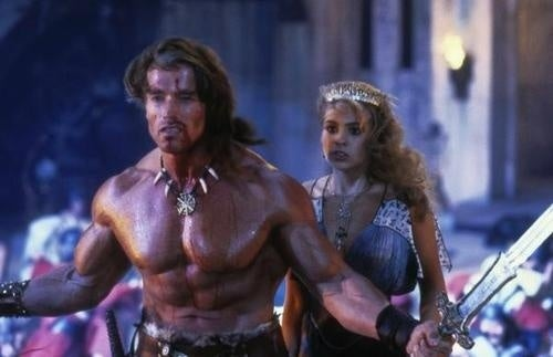 The Best of Last Night's Conan the Destroyer Commentary Twack