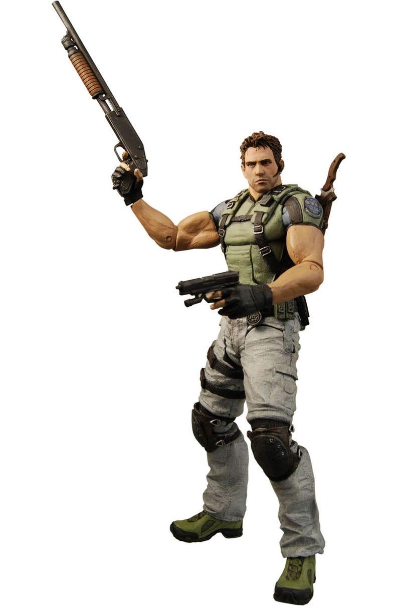 Resident Evil 5 Figures For Your Resident Evil 5 Playtime