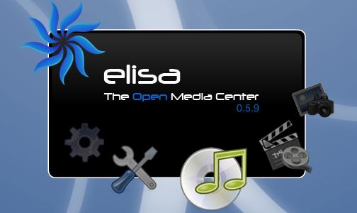 Elisa is a Simple, Streamlined Media Center