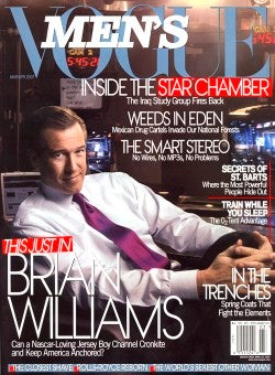 Brian Williams: Regular Guy, Likes The Shins