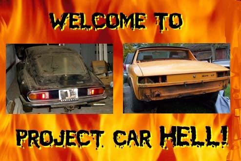PCH, Great Rusty North Edition: Triumph GT6 or Porsche 914?