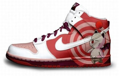 At Long Last... Moogle Shoes! Sort Of