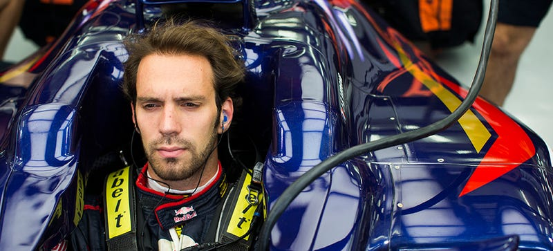 F1 Driver Jean-Éric Vergne Was Hospitalized After Starving Himself