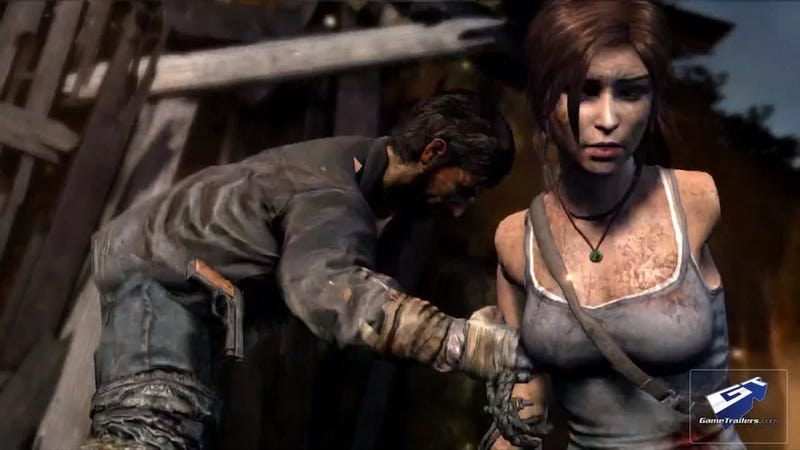 Tomb Raider Creators Are No Longer Referring to Game's Attempted 'Rape' Scene As an Attempted Rape Scene