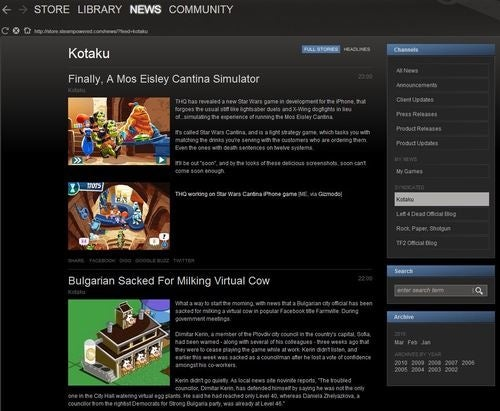 You Got Your Kotaku In My Steam!!!