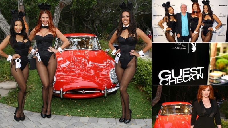 I Went Drinking With Playboy Bunnies On A Carmaker's Dime