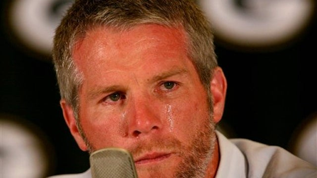 Brett Favre's Agent Is Not Answering The Phone At The Moment