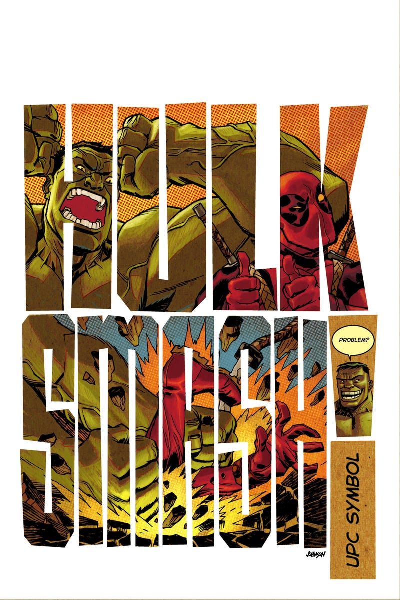 In comics, Hulk goes 4Chan and it's apocalyptic manimal mayhem!