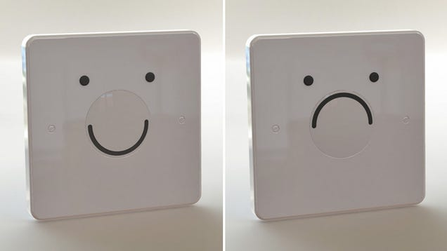 This Emotional Dimmer Switch Guilts You Into Living in the Dark