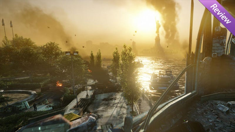Crysis 2 Delivers a Stunning Standout