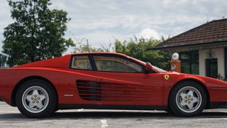 Why The Ferrari Testarossa Isn't A Supercar