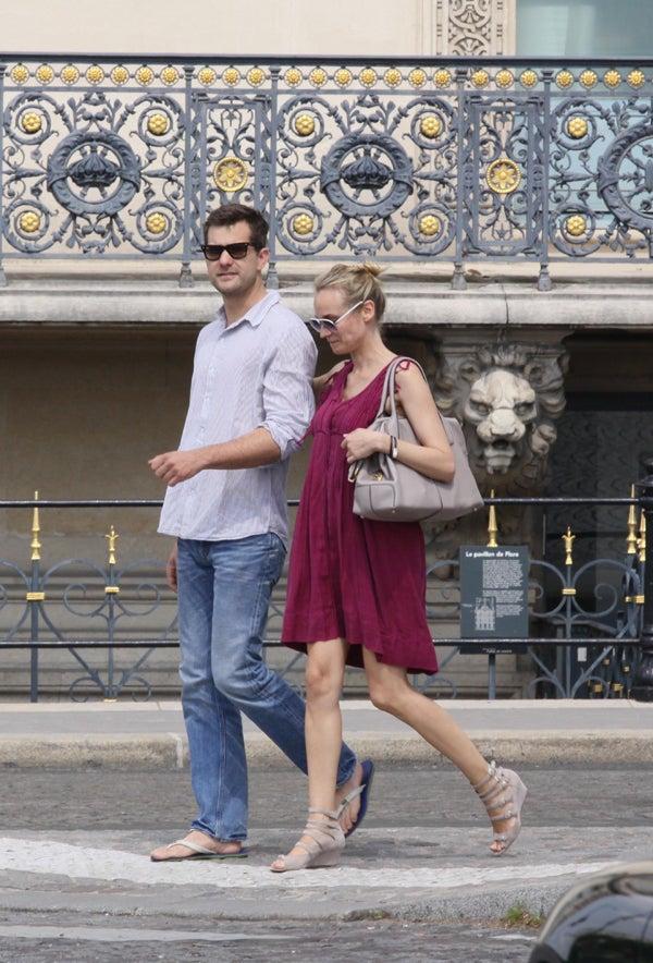 Josh & Diane: Paris Promenade