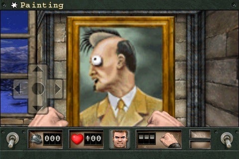Hitler's New Look In Wolfenstein RPG