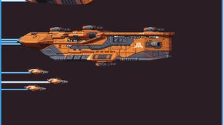 In honour of Homeworld Remastered's release -- and the game's enduring style -- artist Matt Frith put together this homage to Homeworld 2. Suddenly, I want to play a 2D Homeworld, real bad.