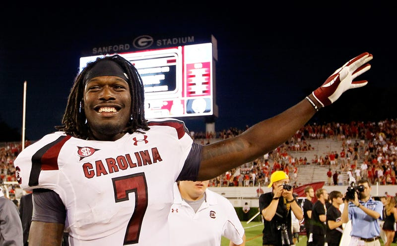 How Jadeveon Clowney Became A Folk Hero