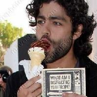 Adrian Grenier: 68th St. and Park Ave.