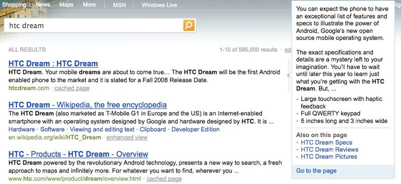 Microsoft Bing: 7 Quick 'n' Dirty Tricks