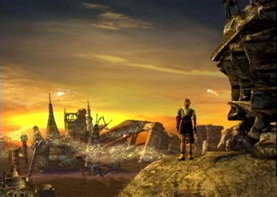 That Old Familiar (Final Fantasy) Feeling
