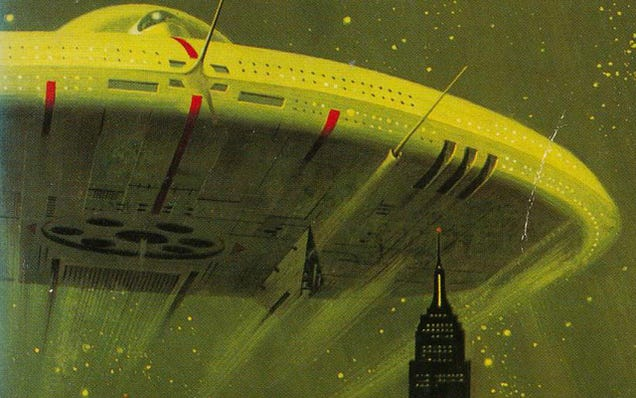 "The Best ""Entry Level"" Science Fiction Books to Convert Your Friends"