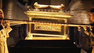 The Engineer Who Said The Ark Of The Covenant Was A Giant Capacitor